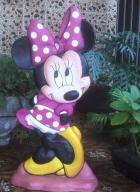 Display Minnie / Semi Escultura Minnie / Minnie 2D